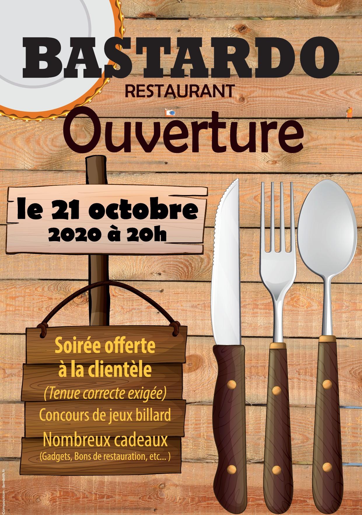 Restaurant Bastardo de Strasbourg
